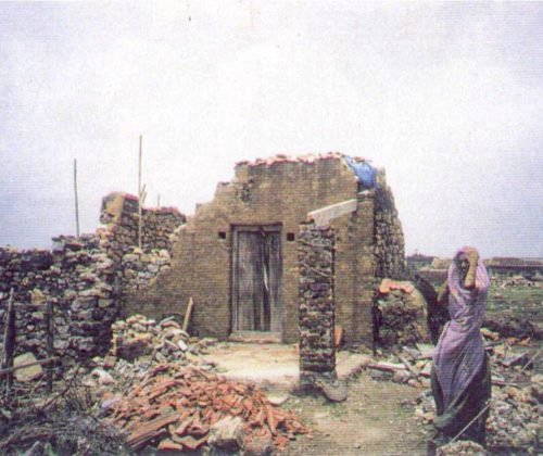 1998: Kandla cyclone assessment independent
