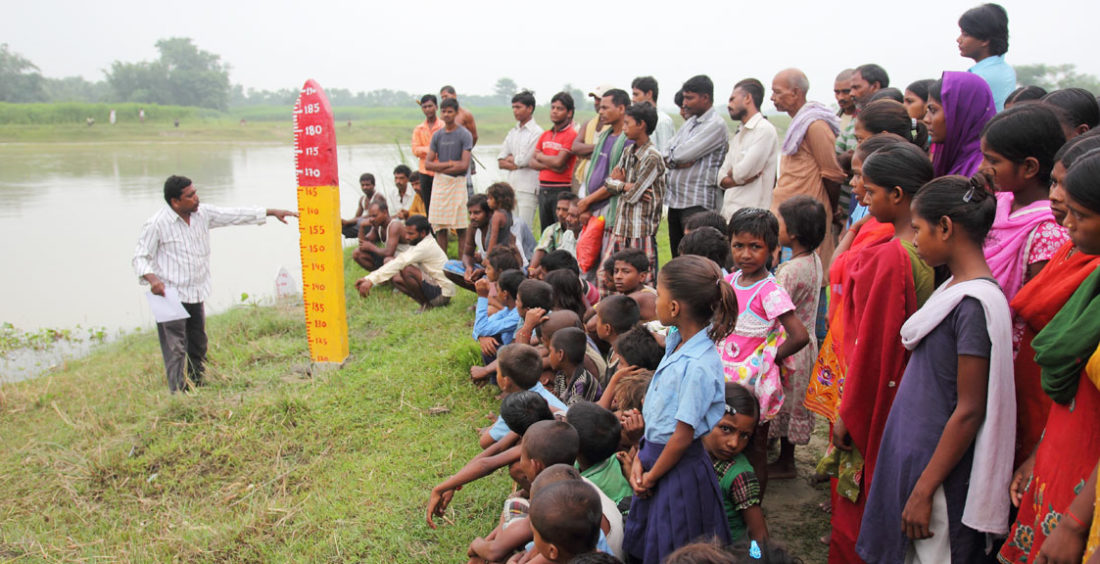 Flood Resilient Environmentally Enhanced Disaster Management