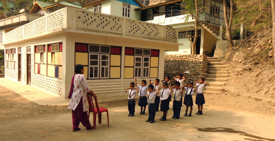 Sikkim School Safety (2011)
