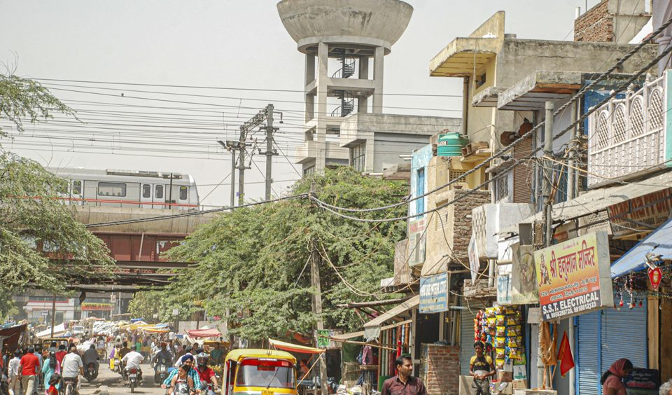 Building Local level Resilience through Citizens Platforms