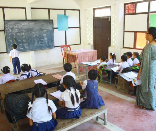 Restoring Earthquake-Affected Schools in Sikkim